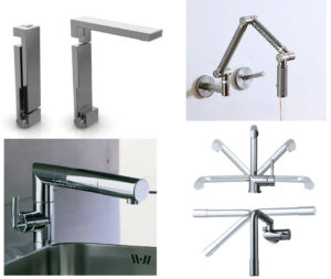 10 Ultra Modern Kitchen Faucet Ideas