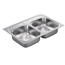 Moen G222174 2200 Kitchen Sink