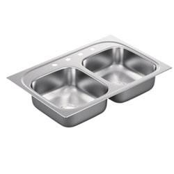Moen G222174 2200 Kitchen Sink