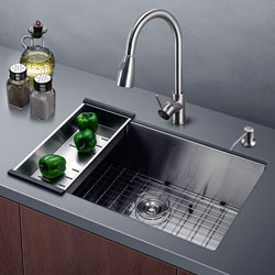 4 4 Customer Rating Harrahs 30 Inch Kitchen Sink