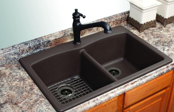 6 best kitchen sinks reviews unbiased guide 2018 faucet mag composite kitchen sinks workwithnaturefo