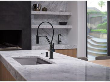 Brizo Kitchen Faucets Reviews & Guide 2017 | Faucet Mag