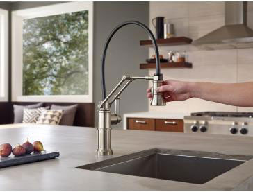 brizo kitchen faucet reviews buying guide 2019 u2022 faucet mag rh faucetmag com brizo tresa kitchen faucet review brizo solna kitchen faucet reviews