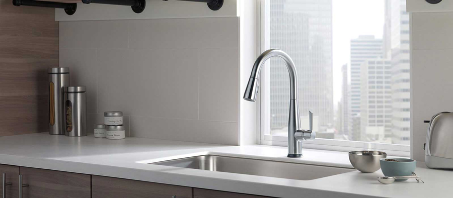 Delta Touch Kitchen Faucet Reviews - (Buying Guide 2018) • Faucet Mag