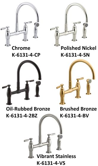 Kohler Faucet Reviews