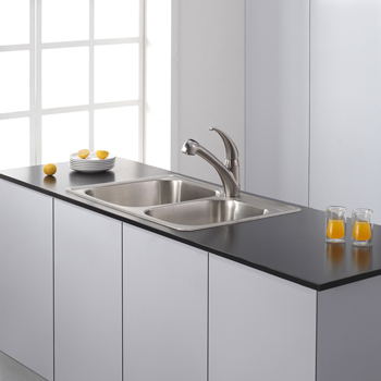 Kraus Single Lever Pull Out Faucet Review