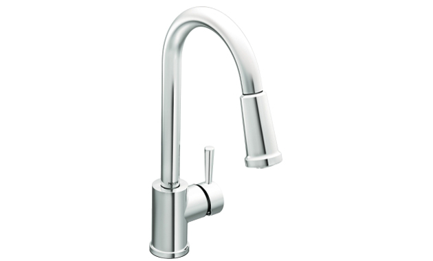 Moen 7175 Level One-Handle High Arc Pull-out Faucet