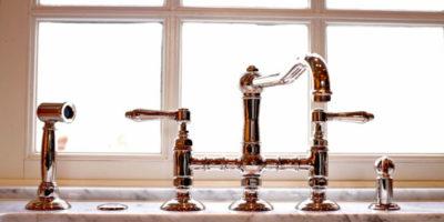 Ultra Modern Kitchen Faucet Ideas