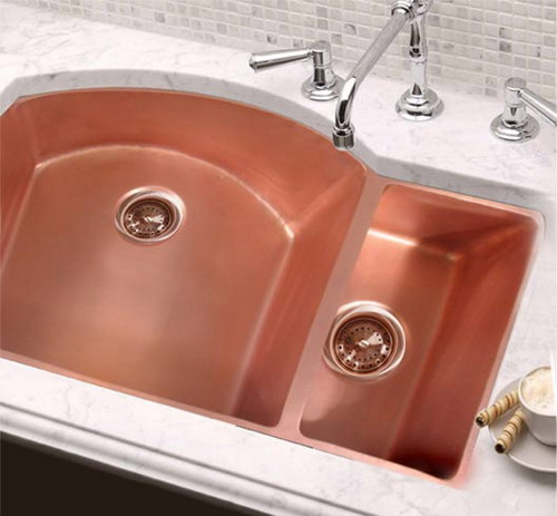 Copper U2013 Best Kitchen Sinks