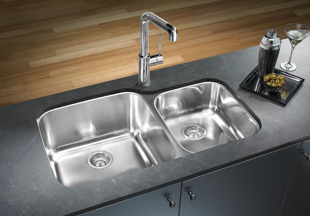 Stainless Steel Comes In A Lot Of Kitchen Sink Materials