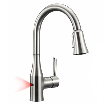 Anza Touchless Sensor Kitchen Sink Dual-Function Sprayer