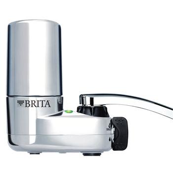 Brita On Tap Faucet Water Filter System