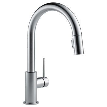 Delta 9159-AR-DST Single Handle Pull-Down Kitchen Faucet