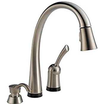 Delta 980T-SSSD-DST Pilar Single Handle Faucet