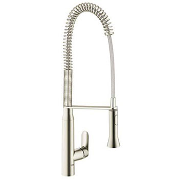 Grohe 32951DC0 K7 Semi-Pro Kitchen SuperSteel
