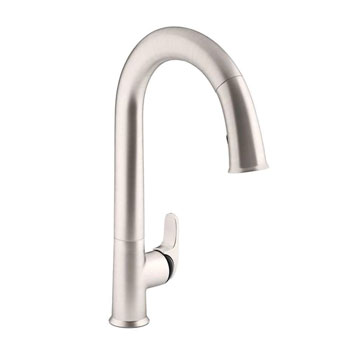 KOHLER K-72218-VS Sensate Touchless Kitchen Faucet