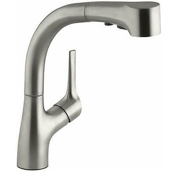 Kohler Elate Pull- Out Kitchen Faucet