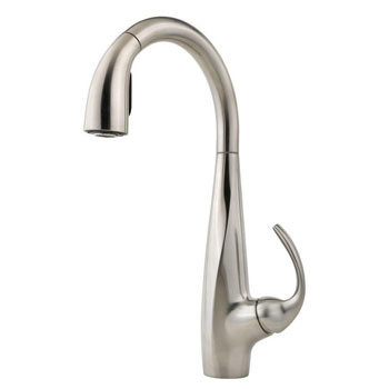 Pfister Avanti One Handle Pull Down Kitchen Faucet
