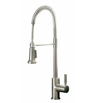 Premier Essen Single-Handle Commercial-Style Kitchen Faucet