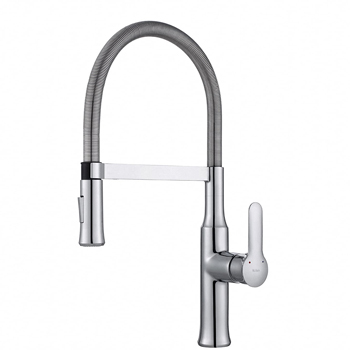 Kraus KPF-1640 Chrome Nola Kitchen Faucet